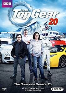 Top Gear 20 Top Gear Most Popular Cars Dvd