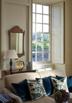 Family Room - traditional - family room - london - MG Interior Design