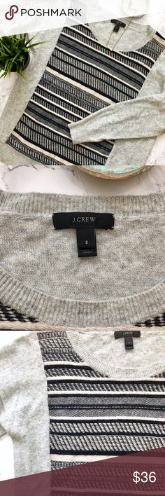 Selling this FINAL PRICE J. Crew Pullover Sweater on Poshmark! My username is: amyyarmak. #shopmycloset #poshmark #fashion #shopping #style #forsale #J. Crew #Sweaters