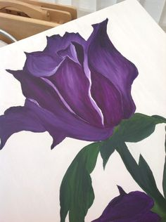Emily's sketch book hand painted art