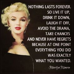 #marilynmonroe#quotes#life by @catherinet83 was... | Wicker Blog  wickerparadise.com
