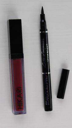 Ipsy Review – August 2015 Liner Hikari Lip Gloss in Merlot – FULL SIZE! Value $13
