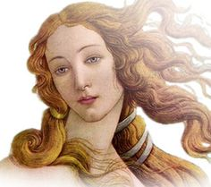In myth, Venus (Roman)-Aphrodite (Greek) was born of sea-foam. In Roman mythology Venus is the yielding, watery female principle, essential to the generation and balance of life. This is in contrast to Vulcan and Mars who are active and fiery. Venus absorbs and tempers the male essence, uniting the opposites of male and female in mutual affection.