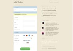 Designing a responsive form, 20 inspirational solutions photo