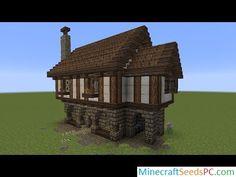Minecraft Seeds: minecraft häuser mittelalter