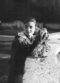 Audrey Hepburn and Famous. (Portrait) Date: c.1959.