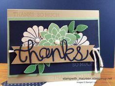 Pals Paper Arts Challenge 303 : Stamp with Maureen - Blog
