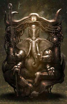 Ganesha 2050