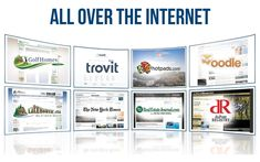 Starting Today through - All Over the Internet Dupont Registry, Of Montreal, Wall Street Journal, Hot Pads, Internet, Homes, Marketing, Houses, Home
