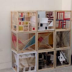 Cubes, Shelving, Gems, Architecture, Design, Home Decor, Shelves, Arquitetura, Decoration Home