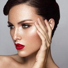 💋🔥❤ Photographer: Jarrelle Lee Makeup: Hayley Kassel Hairstylist: Allie Ellis Model: Nicole Castillo Post-production: Alena Zolotnikova🔥