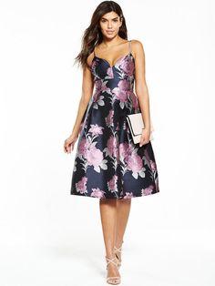 V by Very Floral Jacquard Midi Dress, http://www.very.co.uk/v-by-very-floral-jacquard-midi-dress/1600129613.prd