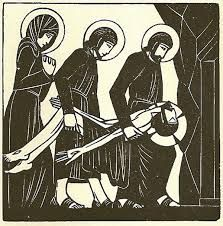 wood engraving Eric Gill