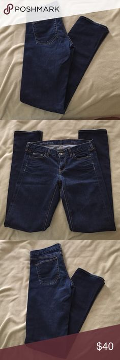 J Crew Matchstick Jeans J Crew Matchstick Jeans. Size 28. Inseam is 32 inches. Bottoms are beginning to fray. J. Crew Jeans Straight Leg