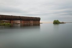https://flic.kr/p/J9F3qb | Ore Dock, Marquette, MI, June, 2016 | NAP_Canon EOS 5D Mark III_20160614__L5C6147_0015-Edit.tif
