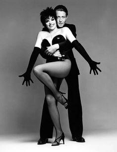 Liza Minnelli & Halston