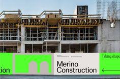 Accompany – Merino Visual Identity, Brand Identity, Hoarding Design, Construction Branding, Web Design, Event Branding, Photo Images, Building Companies, Taking Shape