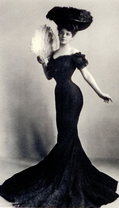 "Camilla Antoinette Clifford (29 June 1885 – 28 June 1971) was a Belgian-born stage actress and the most famous model for the ""Gibson Girl"" illustrations. Her towering coiffure and hourglass figure defined the Gibson Girl style. 1910s."