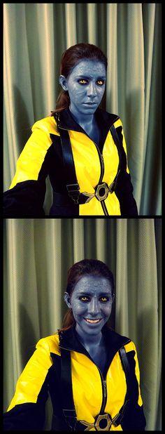 Mystique #cosplay | Montreal Comic Con