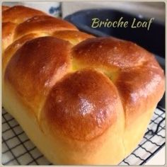 My Mind Patch: Brioche Loaf 布里欧吐司