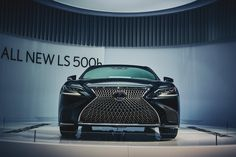 2017 Lexus LS 500h  #2017MY #Lexus #Lexus_LS #Segment_F #Japanese_brands #Lexus_LC_500h #Geneva_2017
