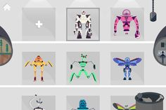 Tinybop's Robot Factory app seems like fun but actually teaches physics. Our kids love it.