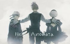 埋め込み Neir Automata, Darth Vader, Animation, Japanese, Fantasy, Watch 2, Anime Stuff, Fictional Characters, Games