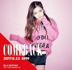 Blackpink rosé teaser