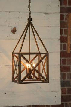 The Concord Lantern — Electric Lanterns & Chandeliers | The Jan Collection | Carolina Lanterns