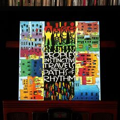 #LongPlayLove: A Tribe Called Quest's People's Instinctive Travels and the Paths of Rhythm – Celebrating 25 Years by Justin Chadwick