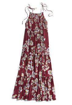 Spring Stylist Picks: Floral maxi dress
