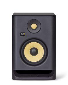 KRK Rokit 5 Professional Bi-amp Powered Studio Monitor for sale online Home Recording Studio Equipment, Audio Equipment, Monitor Speaker Stands, Open Back Headphones, Digital Audio Workstation, Home Studio Music, Modern Artists, Wood Bridge, Ebay