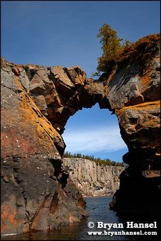 Tettegouche State Park, Silver Bay, MN. It should be AT LEAST an annual hike.
