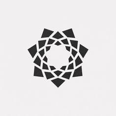MI16-577 A new geometric design every day #dailyminimal #minimal #art #geometry