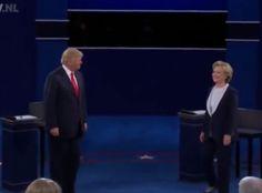 Clinton e Trump estão perdidamente apaixonados um pelo outro, e a prova está aqui (Humor, é claro)