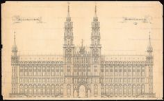 Historical Designs / Utopias / Monuments - Never built - Page 8 - SkyscraperCity