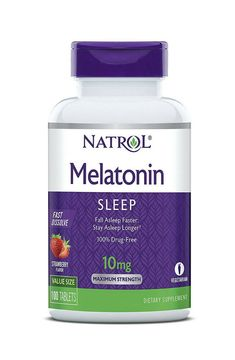 Natrol Melatonin Fast Dissolve Tablets, Citrus Punch flavor, 60 Count - Health and Personal Care Product Search Nighttime Sleep Aid, Sleep Supplements, Natural Calm, How To Sleep Faster, Drug Free, Good Sleep, Pain Relief, How To Fall Asleep, Insomnia