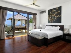 Villa, Jimbaran, Bali Bali Luxury Villas, Jimbaran Bali, Queen Bedroom, Luxury Accommodation, Luxury Holidays, Furniture, Home Decor, Decoration Home, Room Decor