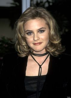 Alicia Silverstone In The 90s Pretty Much Owned Our Wardrobes