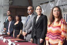 <p>Chihuahua, Chih.- El Foro Derechos Humanos y Familias dio inicio en las instalaciones de la Comisión Nacional de los Derechos Humanos, en donde con