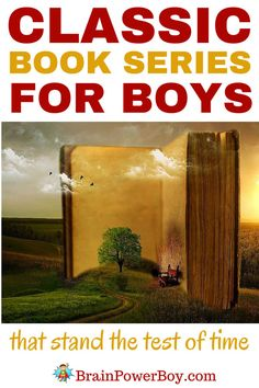 Classic Book Series for Boys