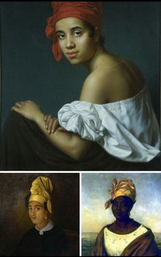 To stem the growing economic and political clout of free blacks with the city in 1789, the then Spanish Governor of New Orleans required women of color (e.g. Creoles, Blacks) to wear their hair bound in a tignon (kerchief) as a badge of their lowly status in colonial society. These women fought the new restriction by wearing elaborately designed and brilliantly colored tignons, a practice which continued into the 19th century.