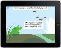 Noisy Crow - Franklin Frog, describes how tadpoles become frogs