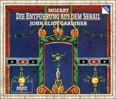 Gardiner/Monteverdi - Mozart:Abduction from the Seraglio