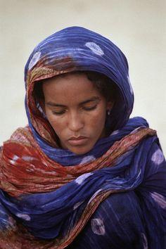 Bedouin    Bedouin in the desert around Timbuktu.