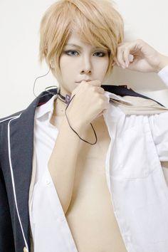 Shuu (Cubia Sama - WorldCosplay) | Diabolik Lovers #cosplay #anime
