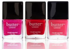 Butter London Fab Exclusive Reds Set - perfect polish love the reds and pinks