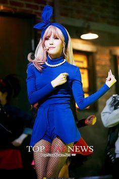 T-ara HyoMin / Cr : http://topstarnews.net