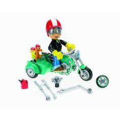 Fisher-Price Manny's Fix - it Motorcycle (Toy)  http://www.amazon.com/dp/B001W1UG96/?tag=gatewaylapt0f-20  B001W1UG96