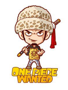 One Piece Wallpaper Iphone, Comic Tattoo, 0ne Piece, Trafalgar Law, Mobile Legends, Kawaii, One Piece Anime, New Print, Anime Chibi